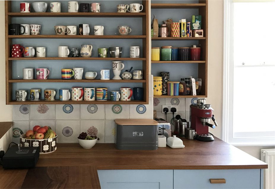 Oliver Legge Blue Shaker Kitchen Image 4