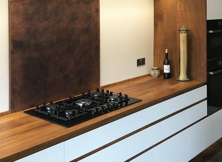 Oliver Legge Copper Kitchen Image 1
