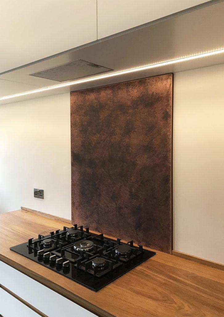 Oliver Legge Copper Kitchen Image 2