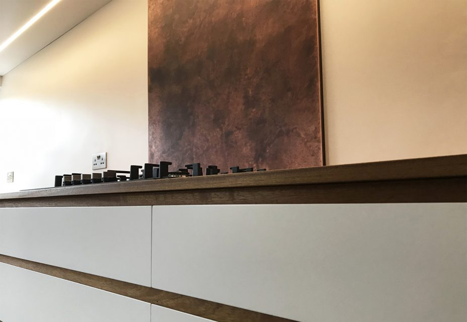 Oliver Legge Copper Kitchen Image 3