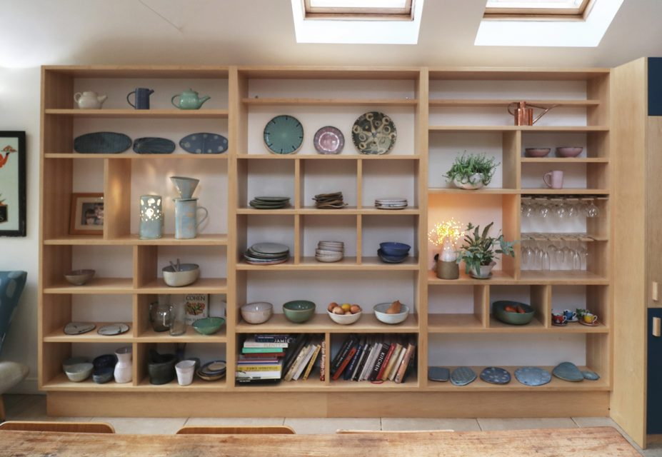 Oliver Legge Fitted Shelving Image 3