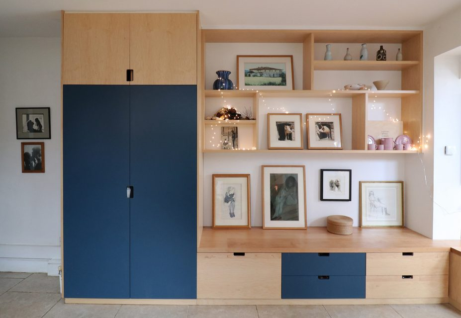 Oliver Legge Fitted Shelving Image 6