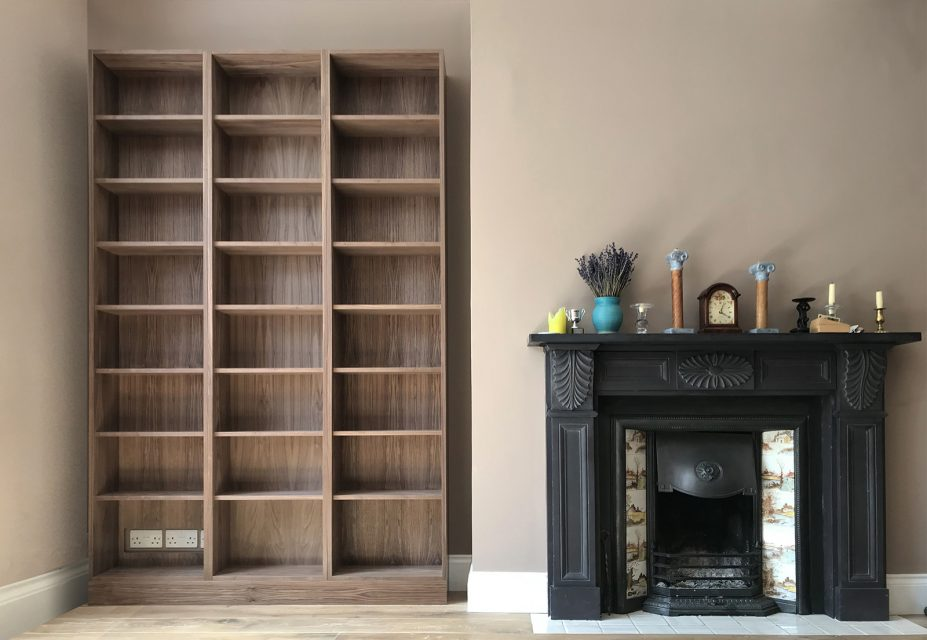 Oliver Legge Fitted Shelving Image 9