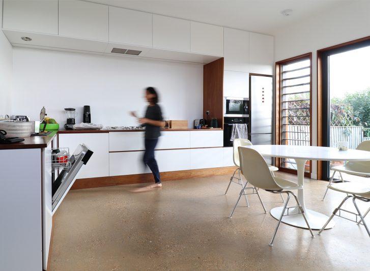 Oliver Legge White Kitchen Image 4